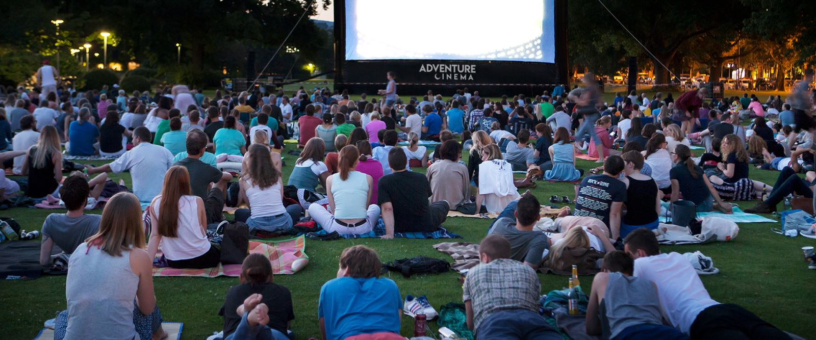 Outdoor Cinema Events with Advnture Cinema