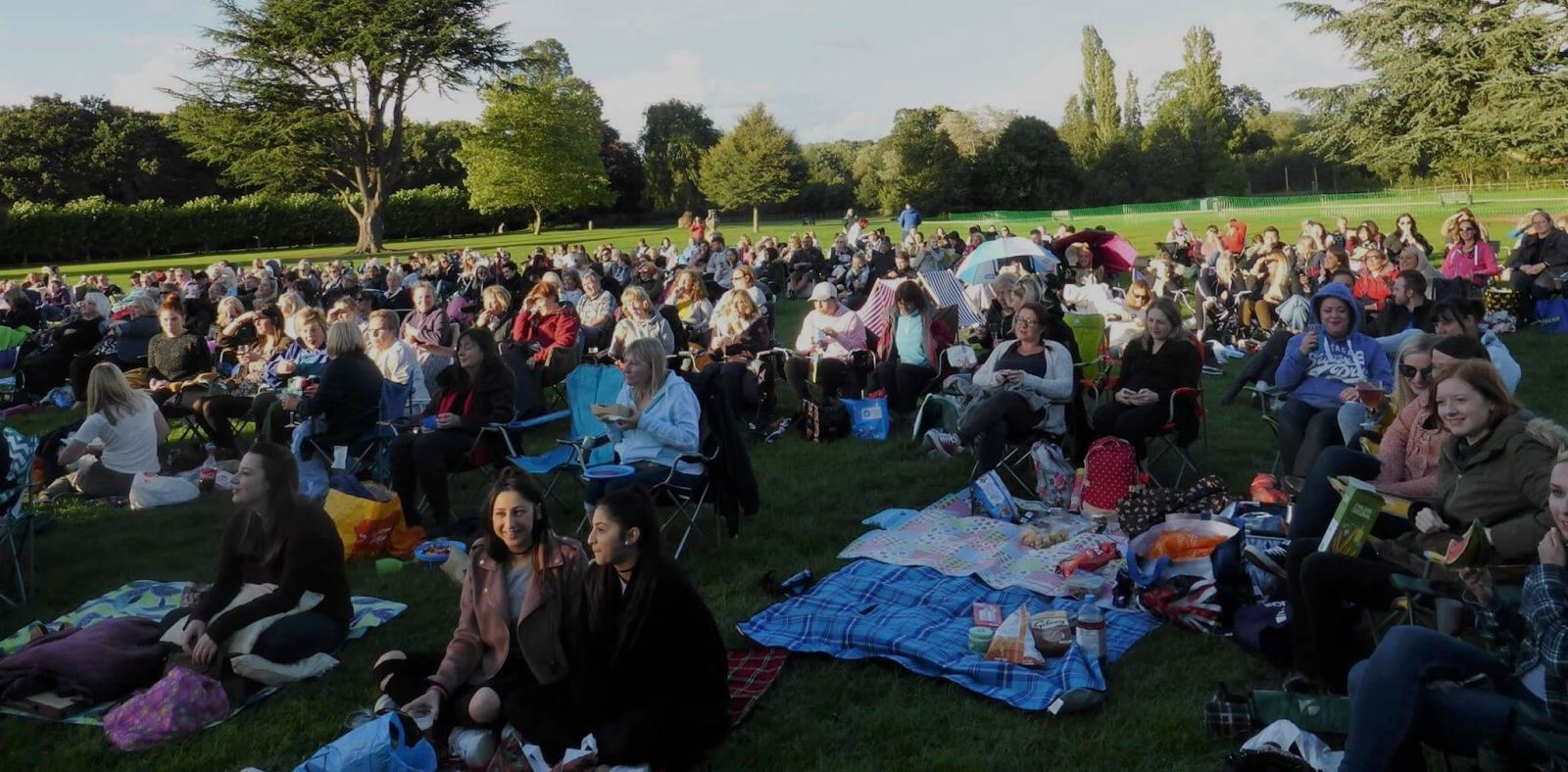 Outdoor Cinema Experience